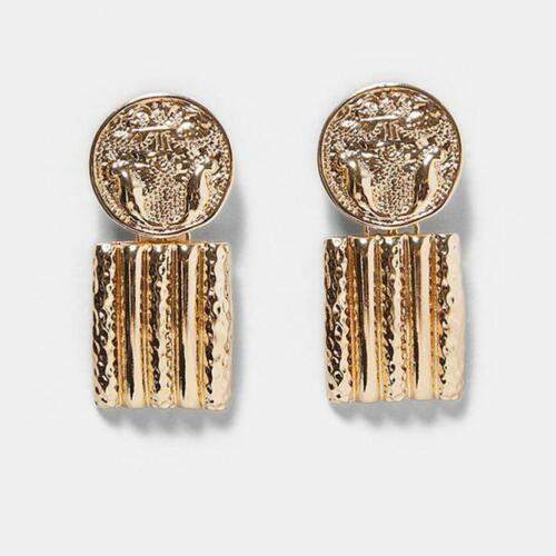 Women Acrylic Geometric Dangle Drop Statement Earrings Jewelry Gift Best