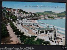 1779.-SAN SEBASTIAN -99 Balneario de La Perla y Miraconcha