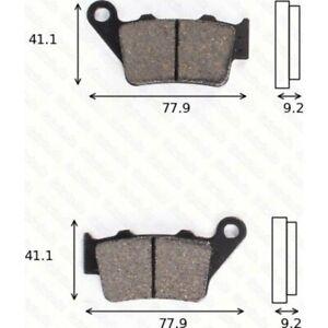 Plaquettes-de-frein-Plaquettes-De-Freins-Mcb-672-EC-Abe-Yamaha-TT-WR-Disc-Brake-Pads-TRW-Lucas