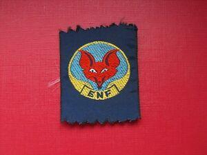 N-34-insigne-ecusson-scout-scoutisme-louveteau-eclaireur-scouting-wolf-ENF