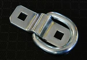 12-3-8-034-Bolt-On-D-Rings-Rope-Chain-Strap-Cable-Tie-Down-Flatbed-Trailer-D-Ring