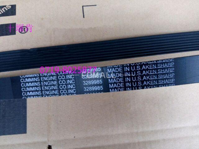 Aramid D/&D PowerDrive S2506 Cummins Engine Kevlar Replacement Belt