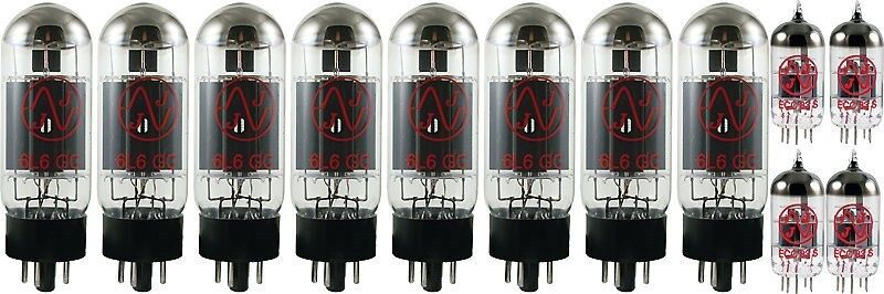 Mesa Boogie Simul-Class 395 Stereo Tube Upgrade Kit JJ - APEX Matched Set
