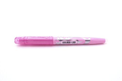 pink Pilot Frixion light soft Textmarker