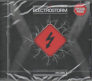 Electrostorm-Volume-8-CD-NEU-17-Electronic-Club-Smashes-Blutengel-The-Sexorcist