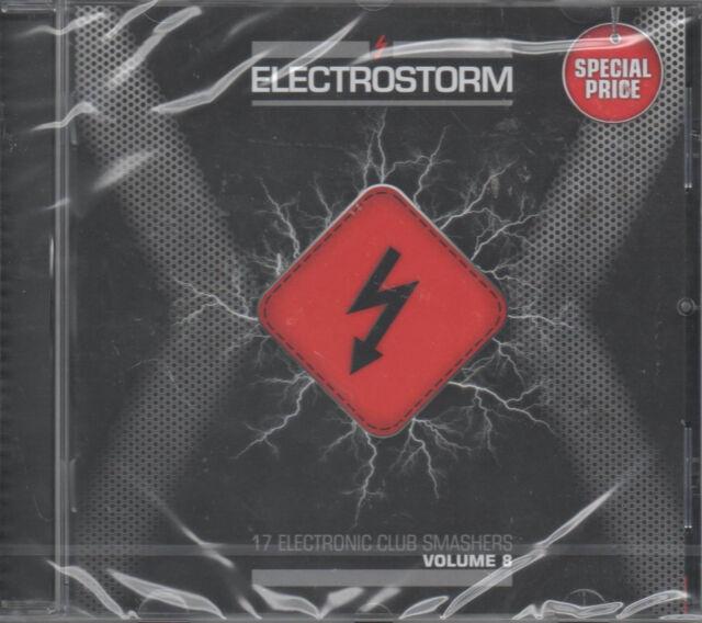 Electrostorm Volume 8 CD NEU 17 Electronic Club Smashes Blutengel The Sexorcist