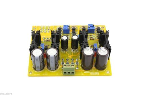 Assembeld JC-2 Full symmetry FET preamp board CPI parallel power supply