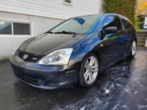 2004 Honda Civic Noir