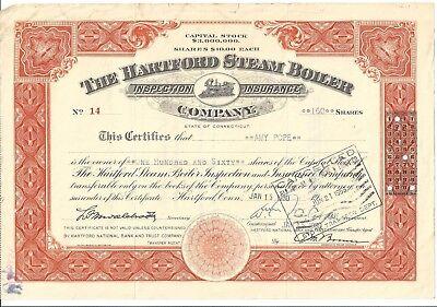 THE HARTFORD STEAM BOILER COMPANY (CT)......1930 COMMON ...