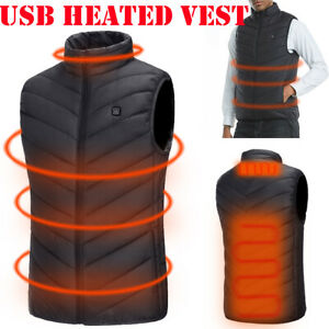 Electric-USB-Heated-Vest-Jacket-Coat-Warm-Up-Heating-Pad-Cloth-Body-Warmer-Men