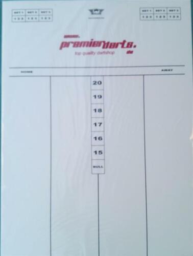 Markerboard Flex 60 x 44 cm im CRICKET Layout Schreibtafel Darts Scoreboard