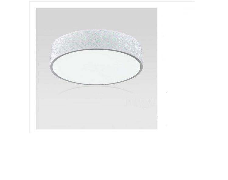 D89 European Modern Weiß Diameter 40CM Lighting Ceiling Ceiling Light Lamp O