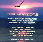 New Horizons, Vol. 2 by Stan Kenton (CD, Oct-2005, 2 Discs, Tantara Records)