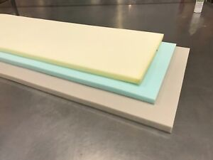 Upholstery Foam Sheet Soft Medium Firm