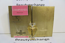 Champs Elysees By Guerlain Perfume Parfum .34 oz Boxed