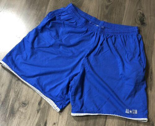2x1 vintage Athletic Blu Casual Taylor Xxl Pantaloncini Gym Chuck Converse All Star xwY1qXpOR