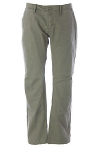 BLUE-BLOOD-Men-039-s-Walker-CHT-Army-Cotton-Pants-MW07D16-250-NWT