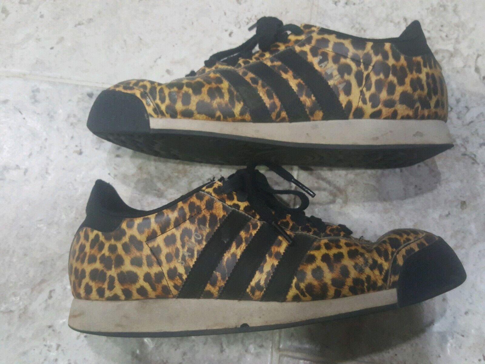 womens leopard adidas