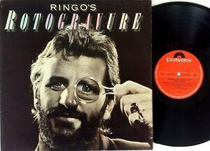Ringo-Starr-Ringo-039-s-Rotogravure-Australian-Vinyl-LP-1976-Polydor-2310-473