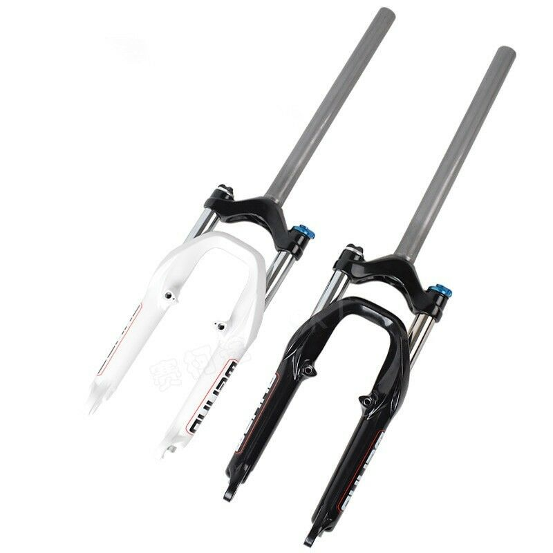 New folding bike suspension fork 20   aluminium folding bicycle front fork bike