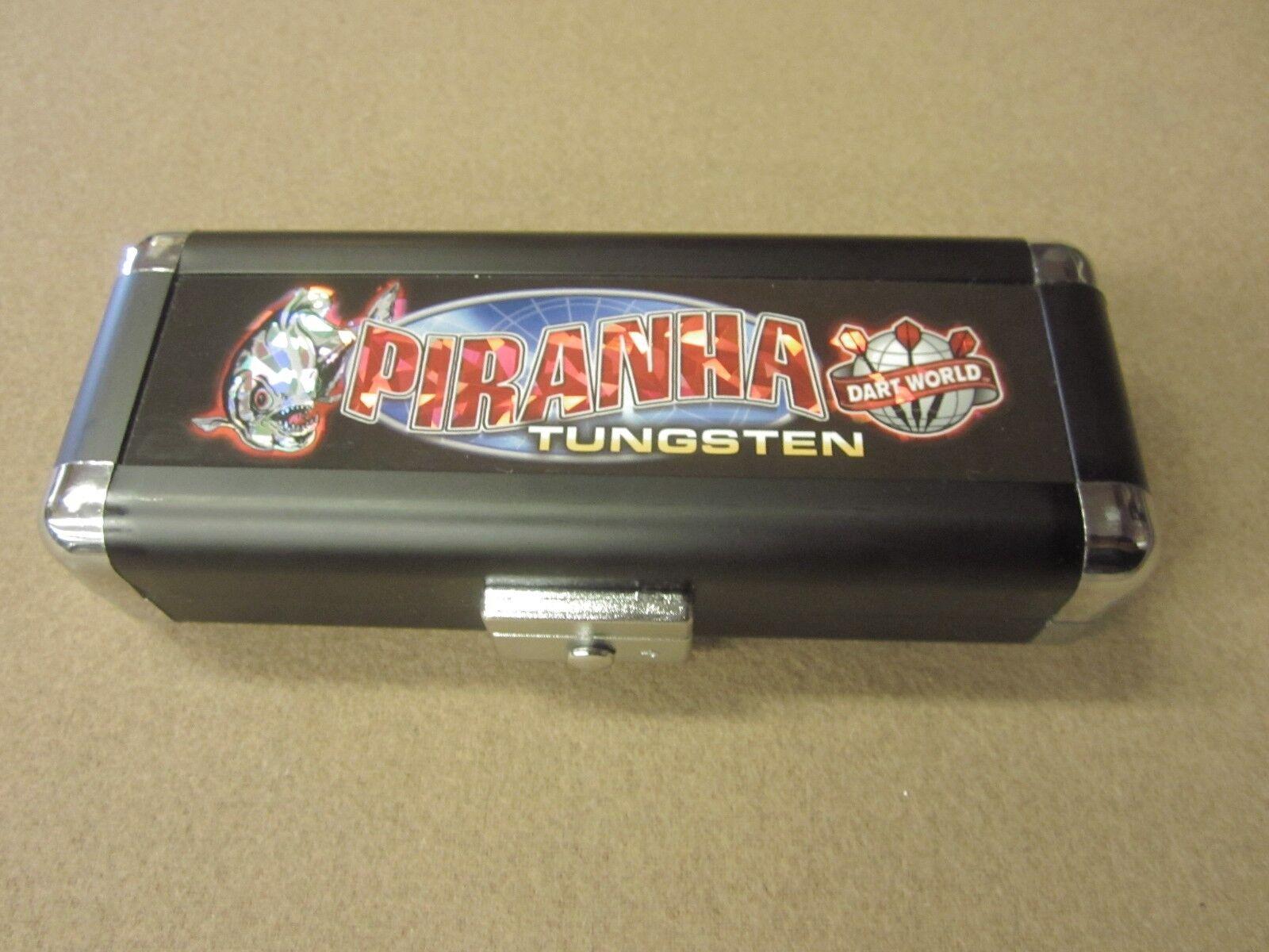 Piranha 25g Steel FREE Tip Darts 90% Tungsten 19702 w/ FREE Steel Shipping 3c8b78