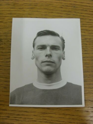 01091962 Original Photograph Notts County Tait, Bobby 'Monitor Press Featu