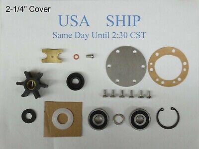 Sea Water Pump Minor Rebuild Kit Kohler Marine Diesel Generator 256504 9-24EOZ