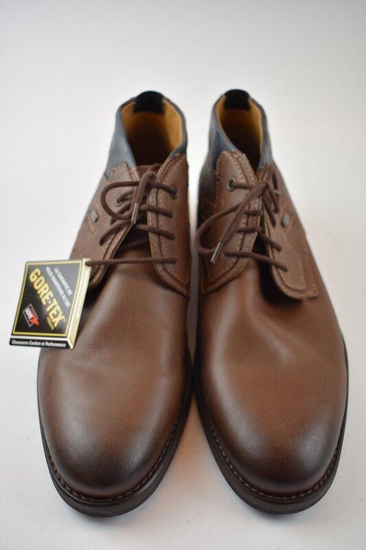Fretz Men Herren Boots Rancho Cavallo Gore-Tex Leder