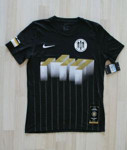 Détails sur Nike Deutschrap International Jersey Maillot Noir limited taille M, L Neuf ci1350010 afficher le titre d'origine
