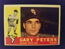 Sports Trading Cards & Accessories 1960 Topps Baseball Card #407A Gary Peters RC