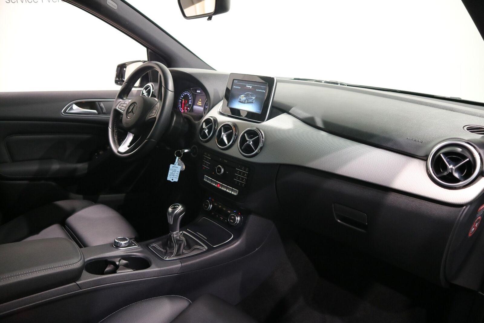 Mercedes B200 d 2,2 Business - billede 10