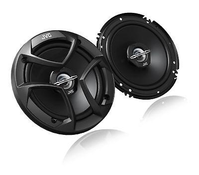 "Brand New JVC CS-J620 300W 6.5/"" CS Series 2-Way Coaxial Car Speakers Set of 2"