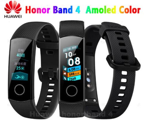 Original-Huawei-Honor-Band-4-Smart-Wristband-Amoled-Color-0-95-034-Touchscreen