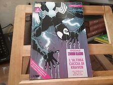 SPECIALE L'UOMO RAGNO-L'ULTIMA CACCIA DI KRAVEN-TIRATURA LIMITATA- LUCCA COMICS