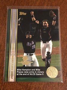 2000-World-Series-Topps-Baseball-Base-Card-67-Mike-Hampton-New-York-Mets
