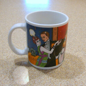 Starbucks-Mug-Chaleur-Zengo-Jazz-Club-Roaring-20s-Dance-Party-Coffee-Tea-Cup