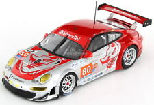 Porsche 911 GT3 RSR (997) Flying Lizard #80 Le Mans 2010 1:43 (Minichamps)