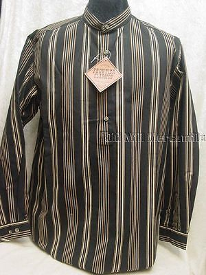 Mens western cowboy shirt by Frontier Classics Shiloh style S-XXXL