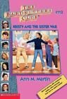 The Baby-Sitters Club: Kristy and the Sister War 112 by Ann M. Martin (1997, Paperback)