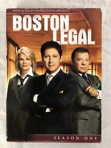 BOSTON-LEGAL-SEASON-ONE-DVD-SET-COMLPETE