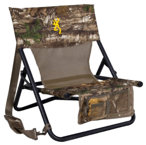 Nouveau chasseur chaise poche arrière Turquie Siège Predator Hunting Camping aveugle BROWNING