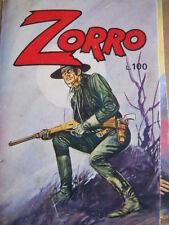 ZORRO - La Frusta di Zorro n°2 1974 ed. Cerretti   [G253]