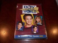 Boy Meets World The Complete First Season One (dvd, 2010, 3-disc Set)