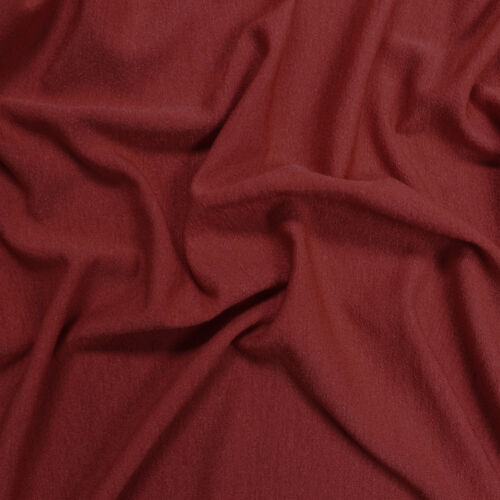 "Solid 59/"" Doris Stretchy Crepe Knit Fabric by the Yard 35"