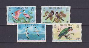 S16765-Bahamas-MNH-New-1974-Birds-4v