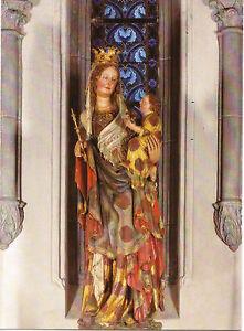 Ak Steinmadonna, Dominikanerkirche Friesach, Kärnten - Wien, Österreich - Ak Steinmadonna, Dominikanerkirche Friesach, Kärnten - Wien, Österreich