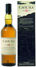 Caol ILA 12 años, Islay, single malt whisky, 0,2 L.