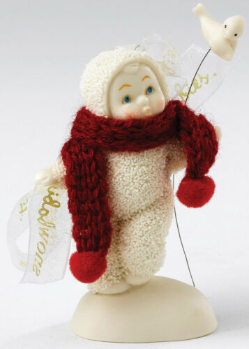 Snowbabies 4031784 Sweet Duet Hanging Christmas Tree Ornament  NEW IN BOX