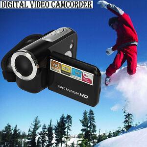 1080P 1.5 inch TFT LCD 16MP Camcorder 8X Digital Zoom Video Camera DV Camera UK 648839427065
