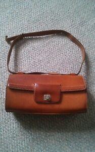000-Vintage-Leather-Purse-Handbag-Strap-Clutch-Size